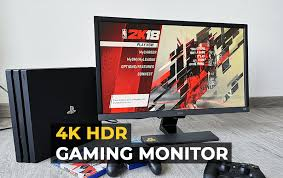 Best Monitor for PS4